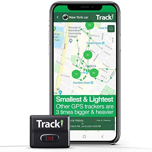 spytech gps tracker